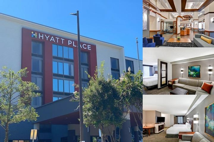 Hyatt Place Hoover photo collage