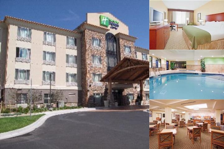 Holiday Inn Express & Suites Denver Airport photo collage