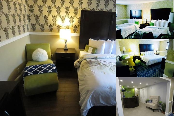 Rodeway Inn Logan International Airport photo collage