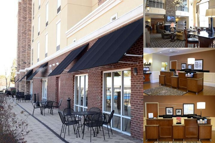 Hampton Inn & Suites Hoover photo collage
