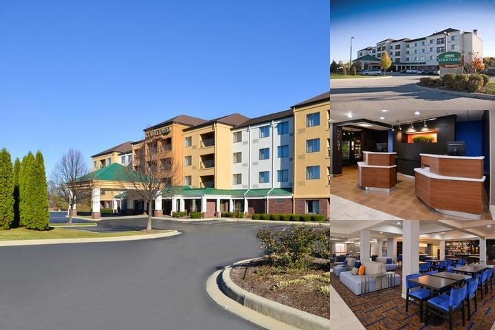 Courtyard by Marriott Milwaukee North Brown Deer photo collage