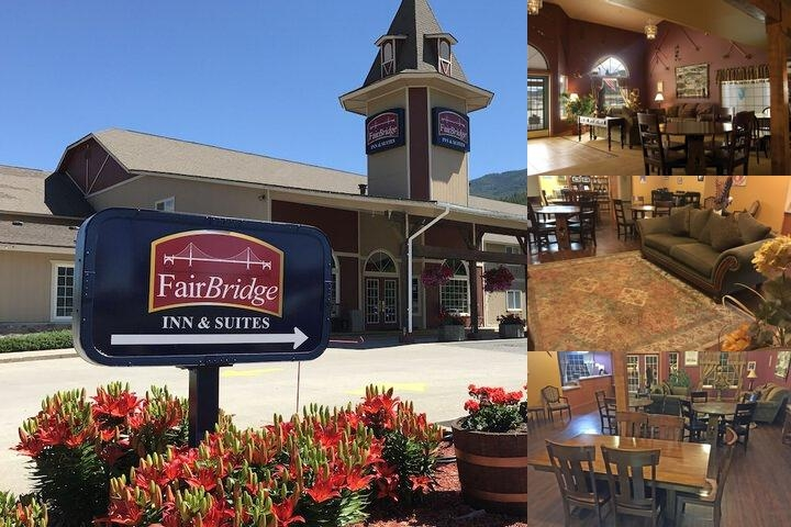 Fairbridge Inn & Suites Kellogg photo collage