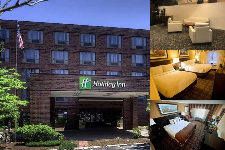 Holiday Inn Tewksbury Hotel Porte' Cochere Enterence