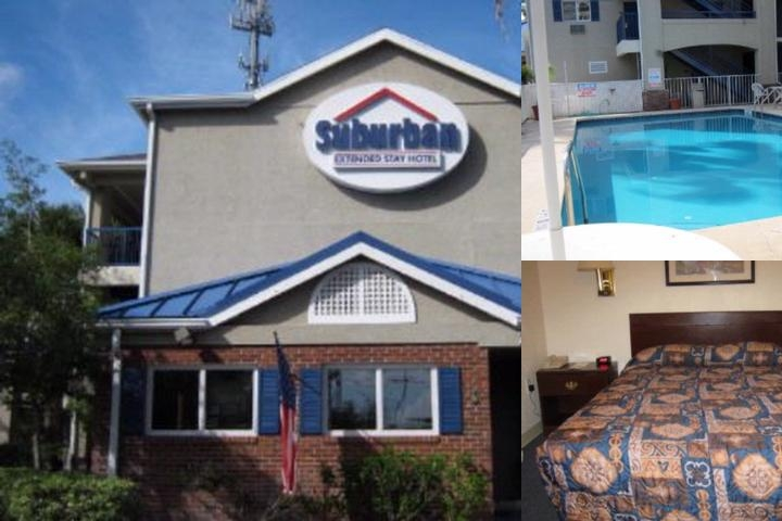 Suburban Extended Stay Daytona photo collage