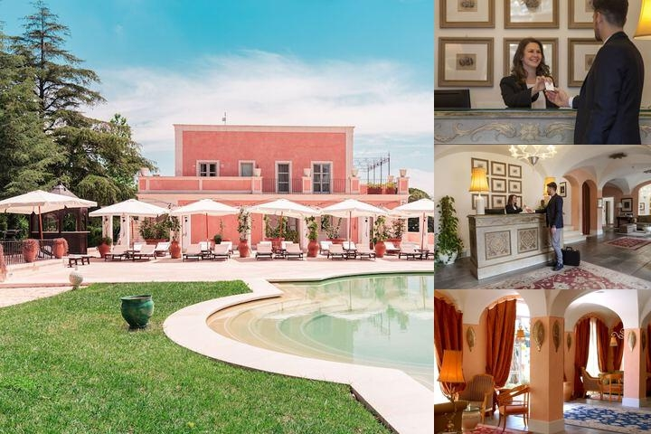 Relais Villa San Martino photo collage