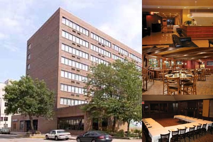 Eau Claire Hotel & Convention Center photo collage