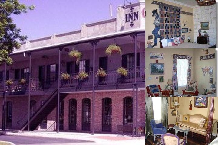 Crescent Quarters Inn photo collage