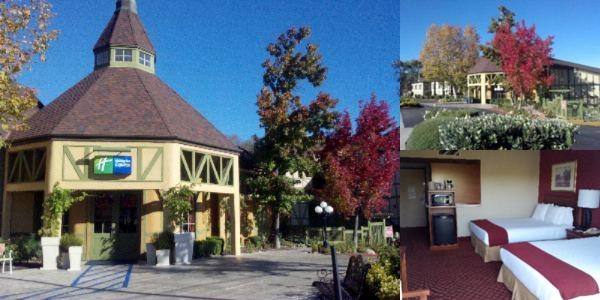 Holiday Inn Express Solvang photo collage
