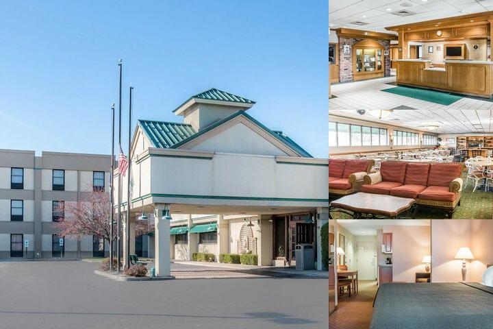 Quality Inn & Suites Monroe photo collage