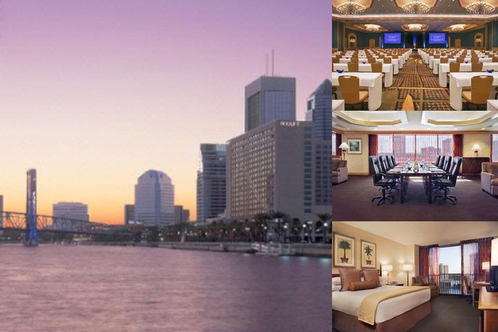 Hyatt Regency Jacksonville Riverfront photo collage