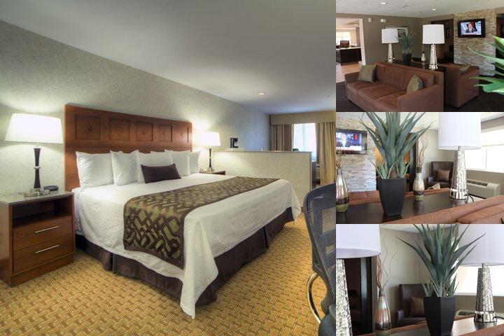 Moab Valley Inn photo collage