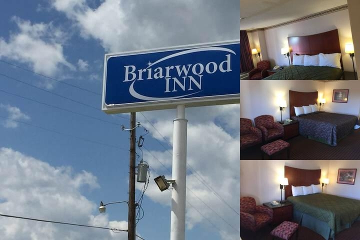 Briarwood Inn photo collage