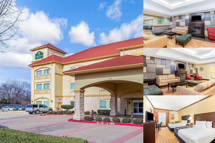 La Quinta Inn & Suites Ennis photo collage
