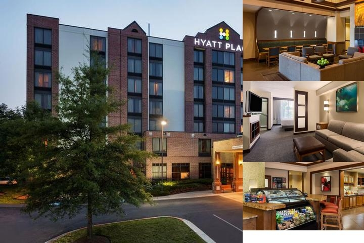 Hyatt Place Baltimore Owings Mills photo collage