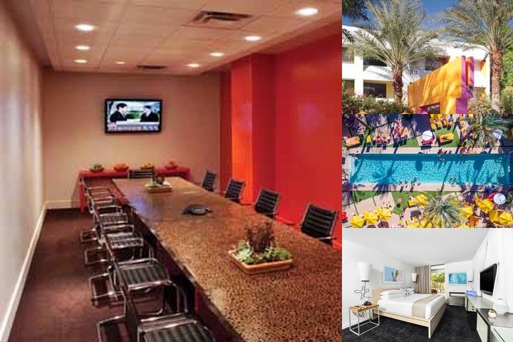 The Saguaro Scottsdale photo collage