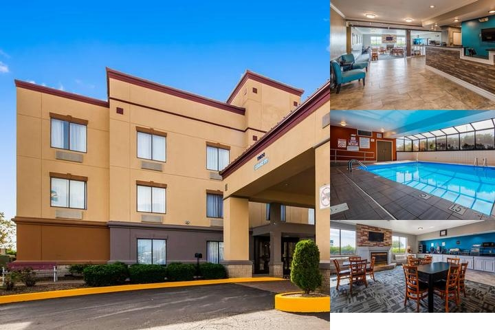 Holiday Inn Express Evansville North photo collage
