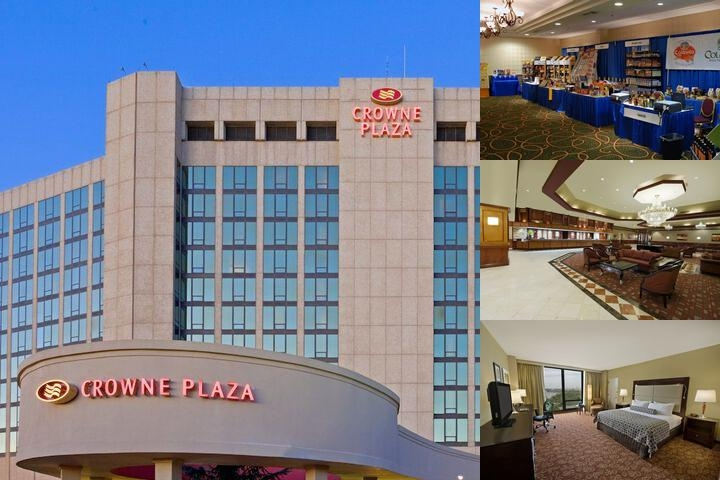Crowne Plaza Philadelphia Cherry Hill photo collage