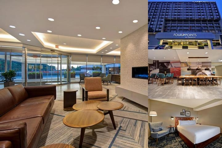 Crowne Plaza Boston Newton photo collage