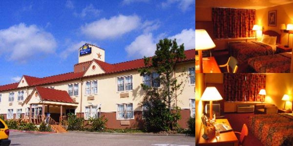 Days Inn & Suites Sugar Land Safe Interior Corridor Property