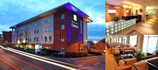 Holiday Inn Express Birmingham Redditch photo collage