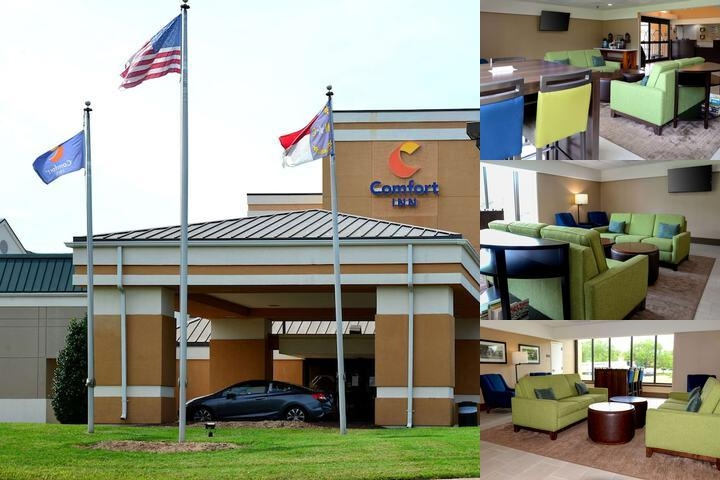 Comfort Inn University photo collage