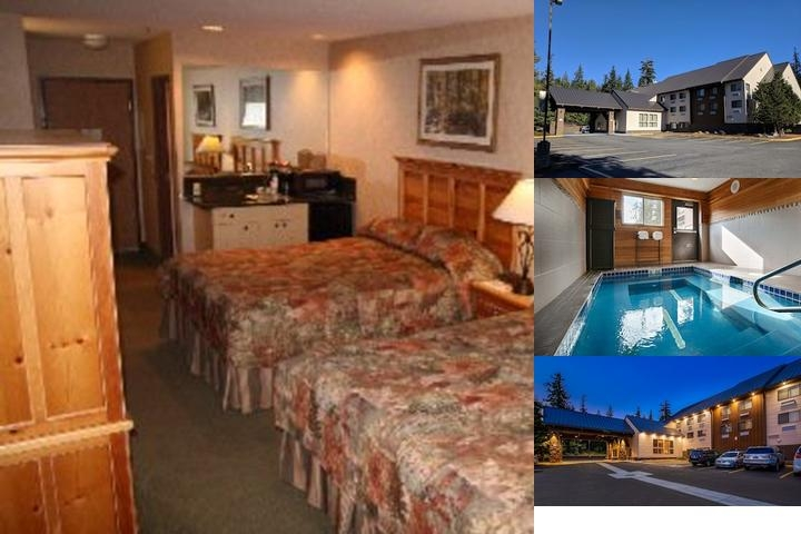 Best Western Mt. Hood Inn photo collage