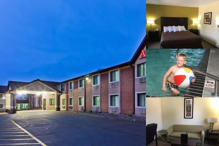 Heartland Inn photo collage