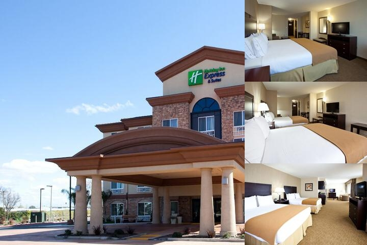 Holiday Inn Express Hotel & Suites Fresno South photo collage