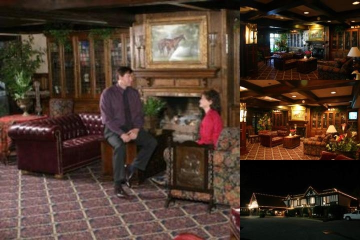 Old English Inn Hotel & Conference Center photo collage