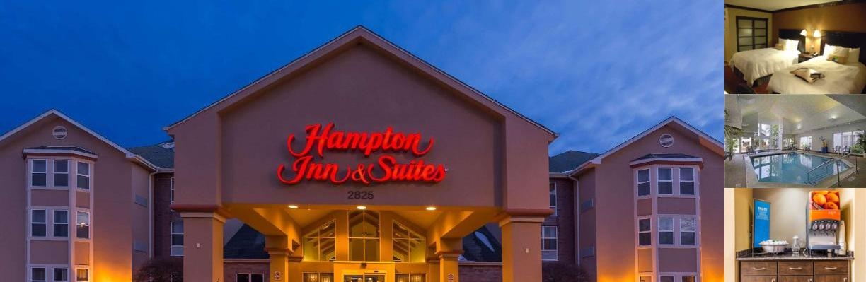 Hampton Inn & Suites Chicago / Hoffman Estates photo collage
