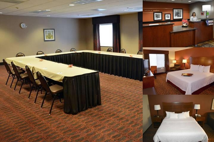 Hampton Inn Medford photo collage