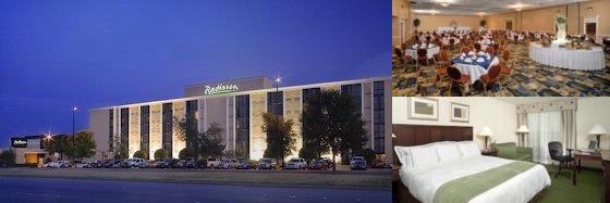 Radisson Hotel Fort Worth Fossil Creek photo collage