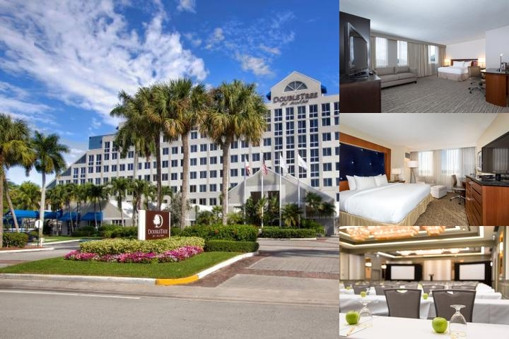 Doubletree by Hilton Deerfield Beach / Boca Raton photo collage