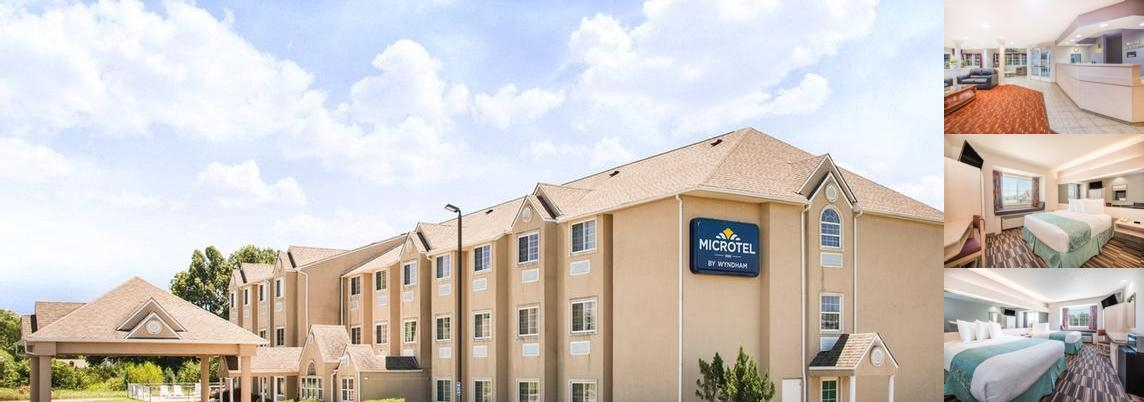 Microtel Inn & Suites by Wyndham Claremore photo collage