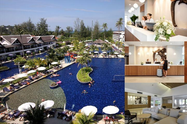 Sunwing Resort Kamala Beach photo collage