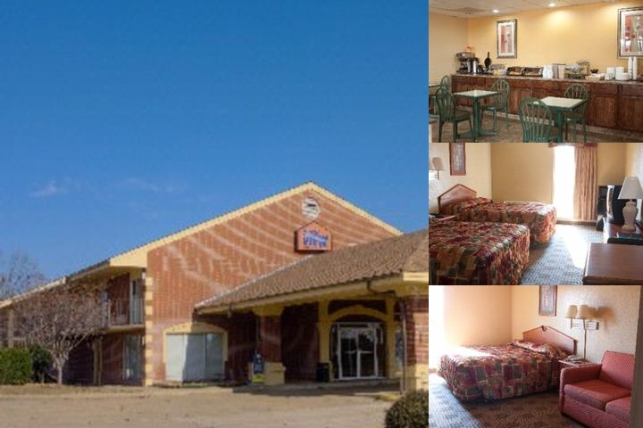 Fairview inn and suites photo collage