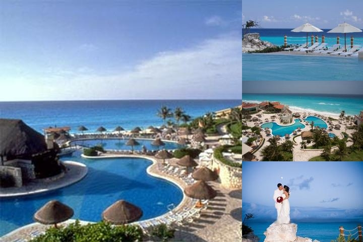 Hyatt Cancun Caribe Villas & Resort photo collage
