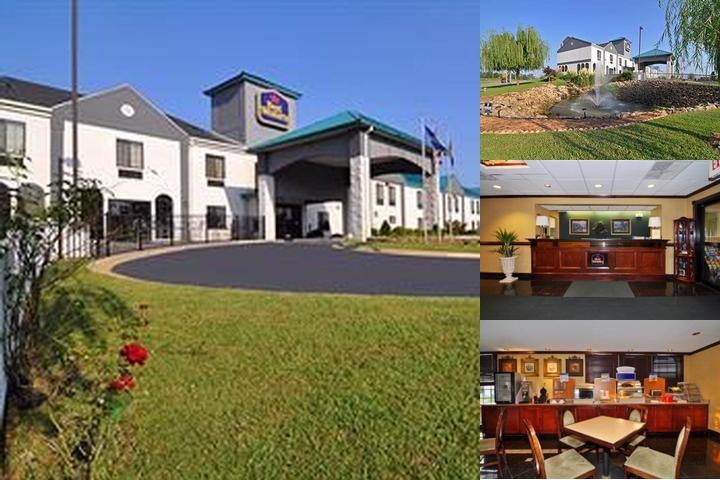 Best Western Plus South Hill Inn photo collage