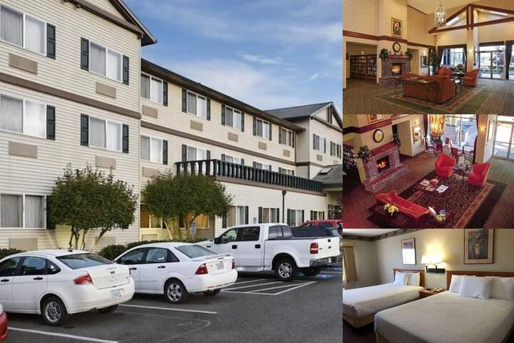 Ashley Inn of Tillamook photo collage