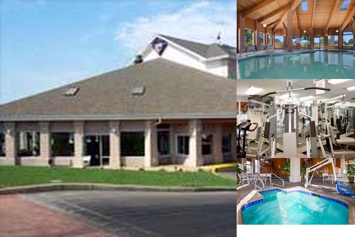 Best Western Plus Corning Inn photo collage