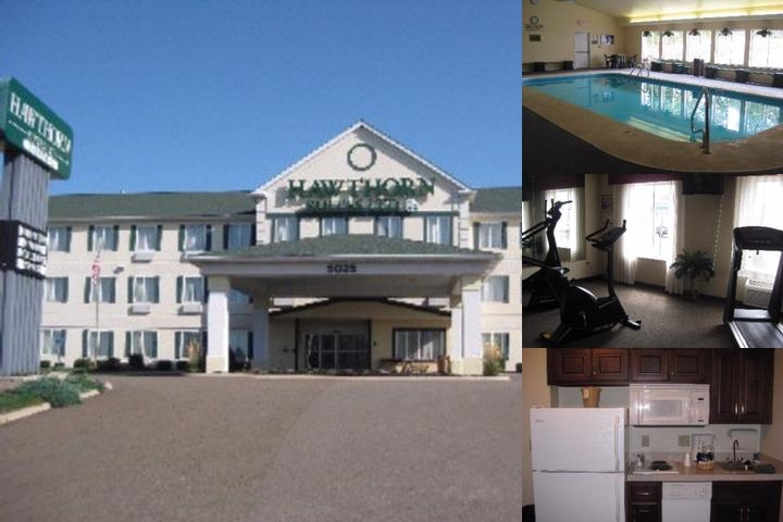 Hawthorn Suites Akron / Seville photo collage