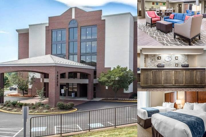 Comfort Suites of Woodbridge / Potomac Mills photo collage