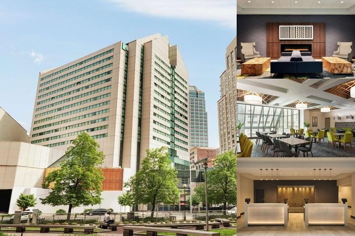 Embassy Suites by Hilton Indianapolis Downtown photo collage