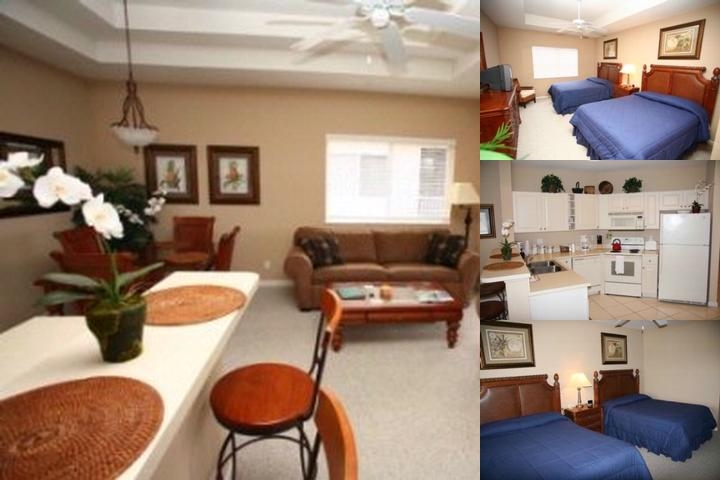 Perfect Drive Vacation Rentals photo collage