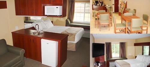 Microtel Inn & Suites Rogers photo collage