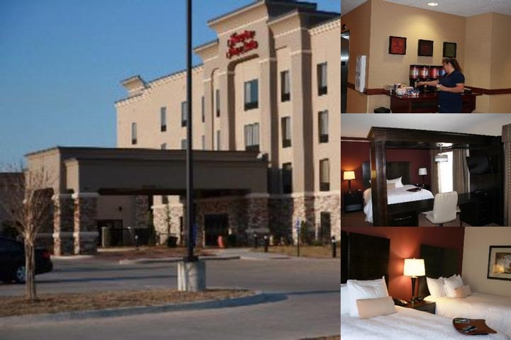 Hampton Inn & Suites Enid photo collage