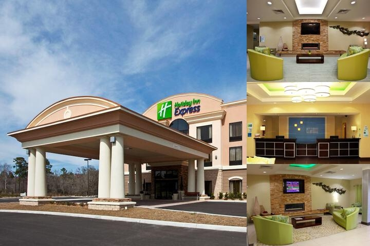 Holiday Inn Express Hotel & Suites Perry photo collage