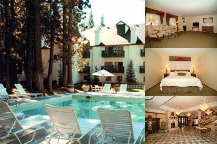 Best Western Big Bear Chateau photo collage