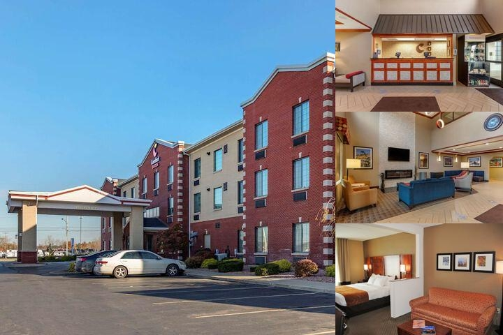Comfort Suites South photo collage