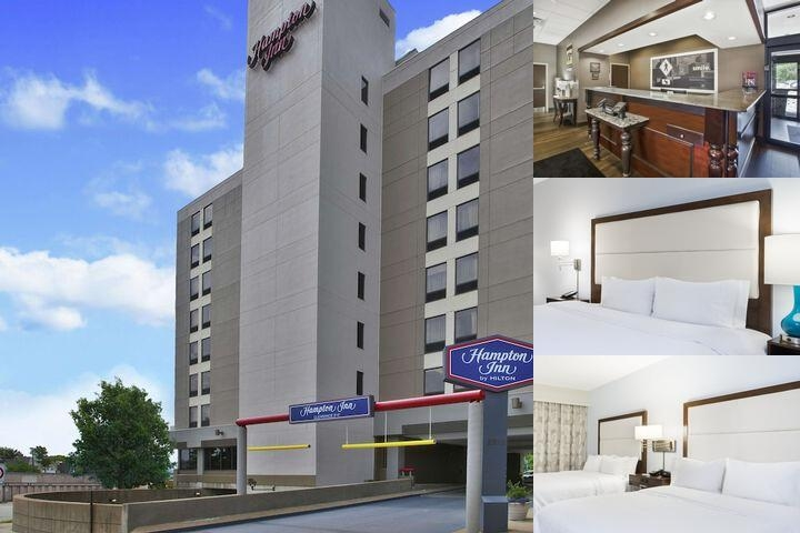 Hampton Inn University Center / Pittsburgh photo collage